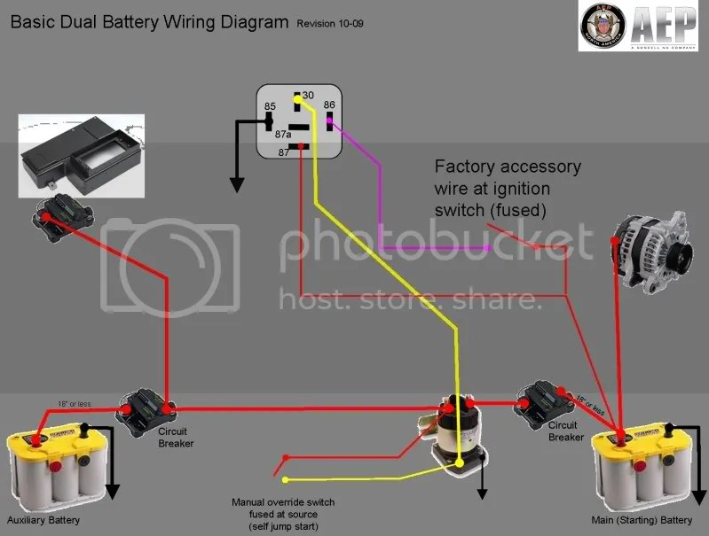 cole hersee battery isolator wiring diagram typical battery isolator wiring diagram