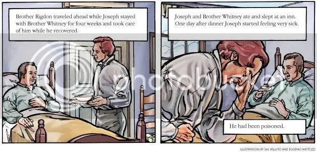 Miracles along Joseph's Journey