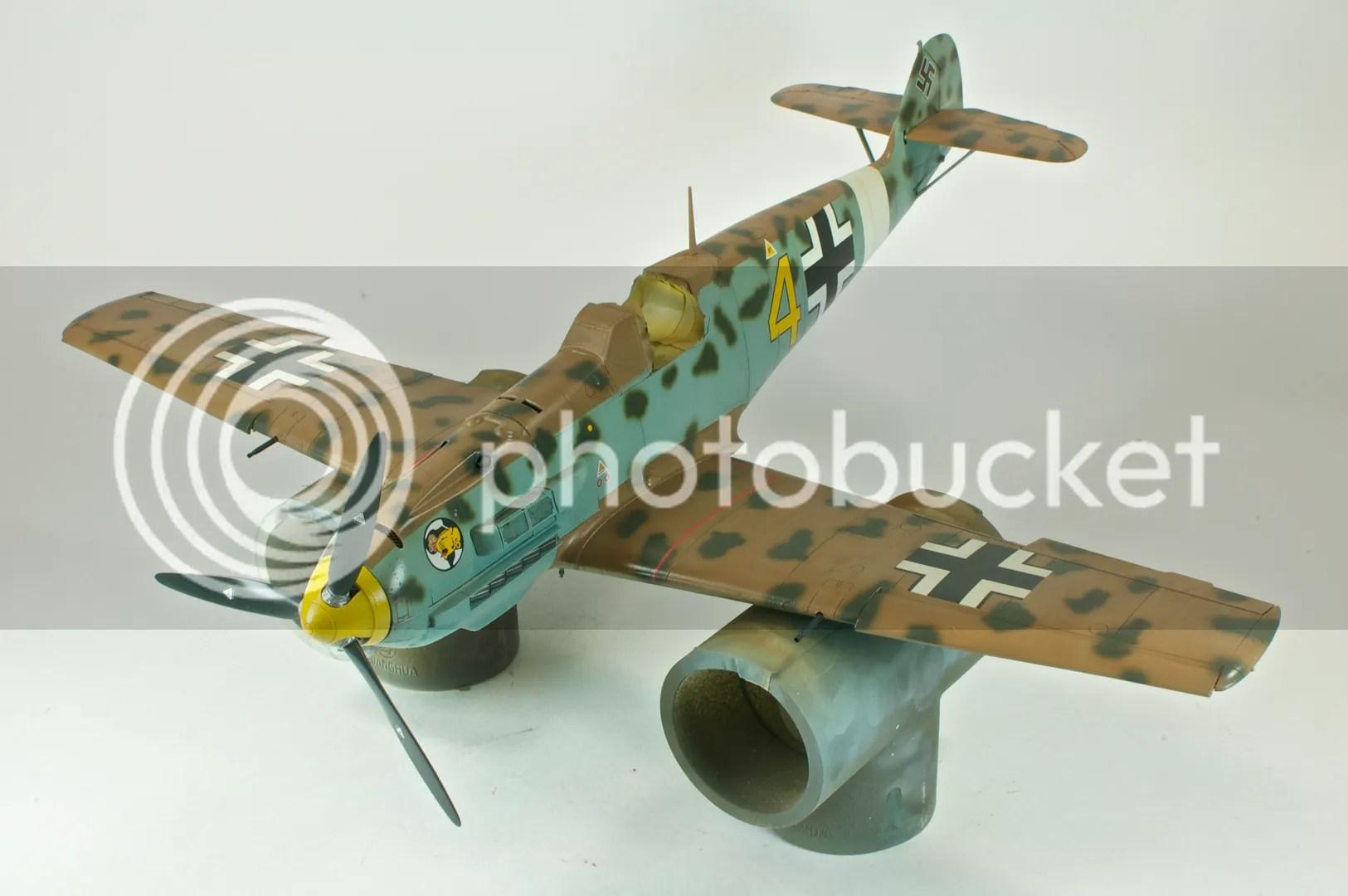2011,1/32,Bf 109E-7 Trop,Eduard,February,Nikon D300s,scale models