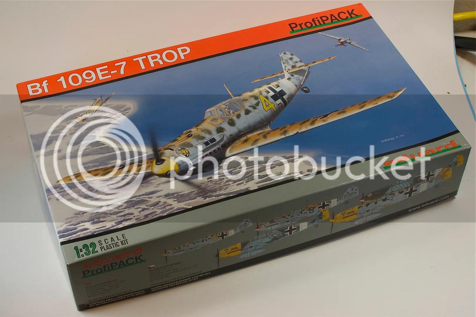 1/32,Bf-109E-7,2011,Eduard,scale models,January