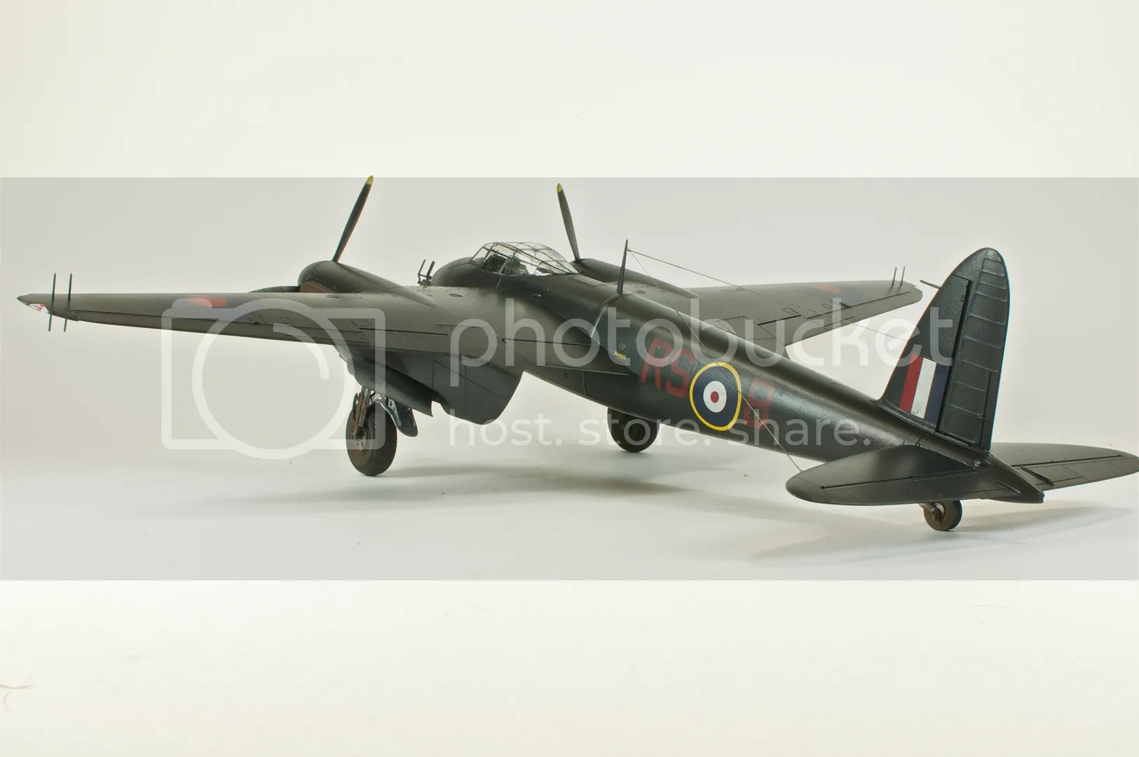 1/48,Mosquito NFII,March,Nikon D300s,2011,scale models,Tamiya