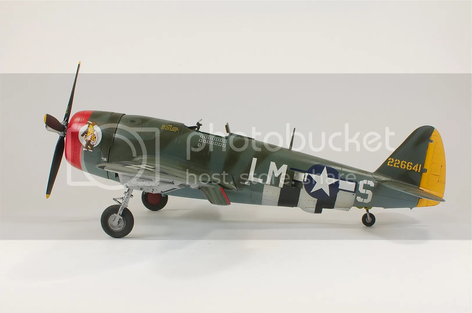 2011,1/48,Hairless Joe,January,P-47D Thunderbolt,Nikon D300s,Tamiya,scale models