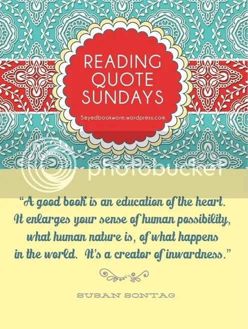 Reading Quote Sundays