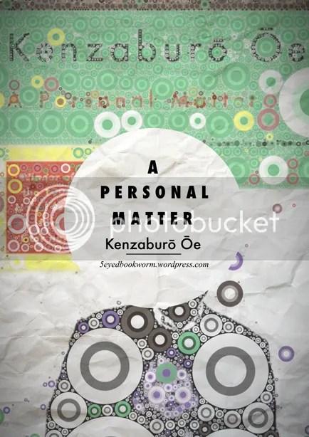 A Personal Matter Kenzaburo Oe
