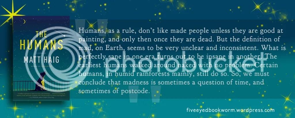 quotes the humans matt haig