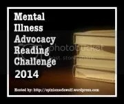 Mental Illness Advocacy Reading Challenge 2014