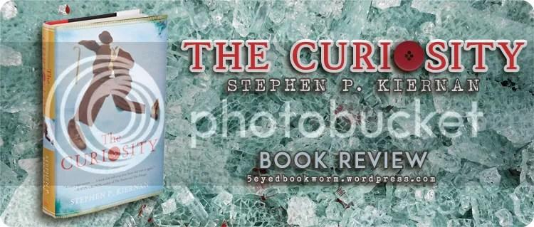 The Curiosity by Stephen P. Kiernan - Book Review