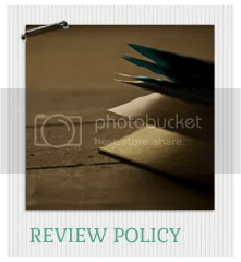 My Review Policy