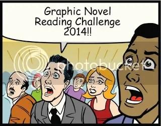 Graphic Novel Reading Challenge 2014