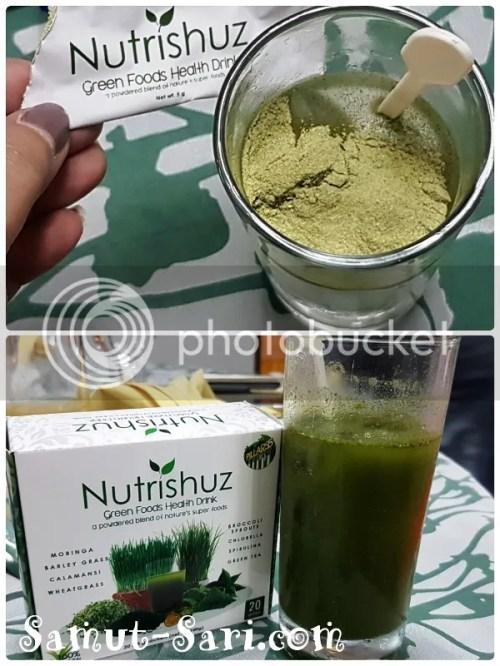 Pillars 5 Nutrishuz Veggie Drink
