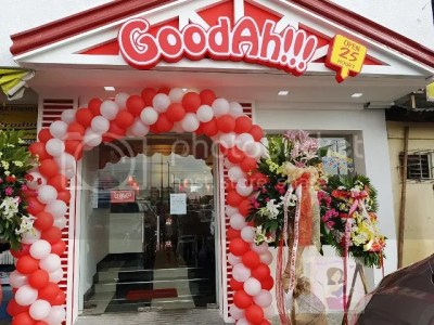 GoodAh!!! Launched 8th Branch in Baclaran