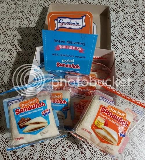 Gardenia Pocket Sandwiches #PocketFullOf #Pride