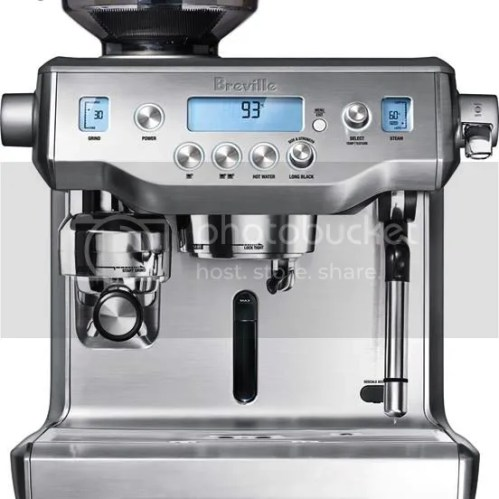 Breville Oracle Automatic Manual Espresso Machine