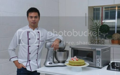 Chef Edward Mateo