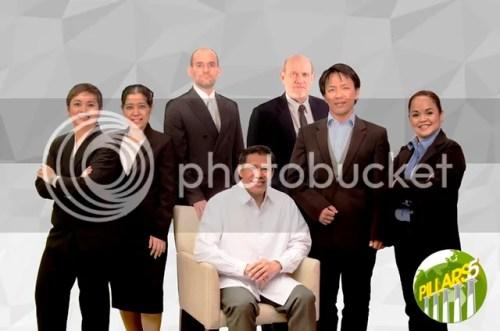Pillars 5 Executive Group