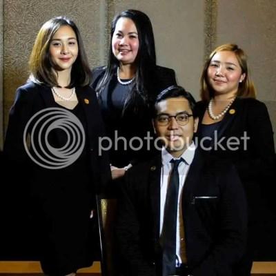 Golden Phoenix Hotel Manila Sales and Marketing Team