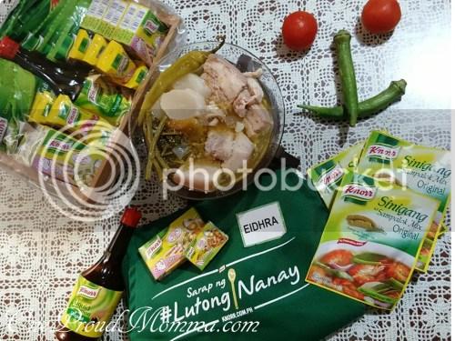 Knorr #LutongNanay Sinigang na Baboy