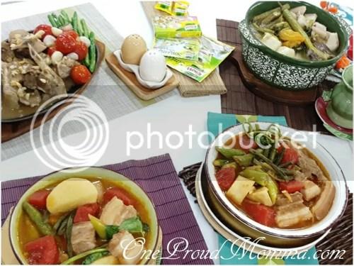 Knorr #LutongNanay #AsimKiligPaMore Sinigang Recipes