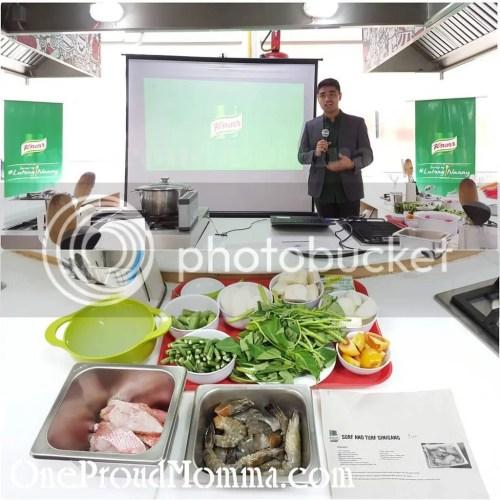 Knorr #LutongNanay #AsimKiligPaMore campaign