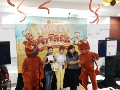 Goldilocks Philippines Sweet Attack App