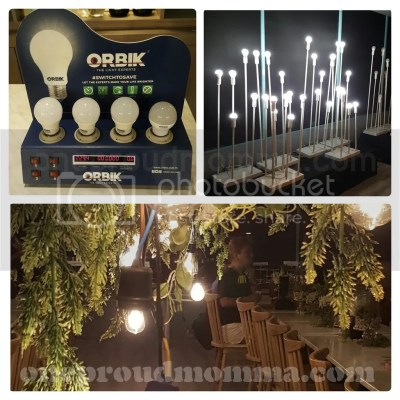 Orbik: Make Your Life and Home Brighter with the #LightExperts