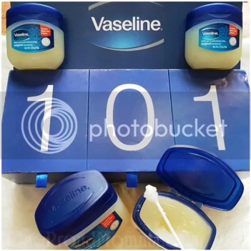 101 Ways to Use Vaseline Petroleum Jelly