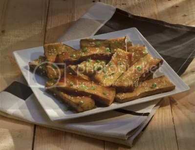Serve Holiday Feasts with Electrolux Cooking Ranges Miso-Glazed-Eggplant