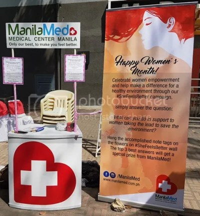 ManilaMed's Women Month Celebration