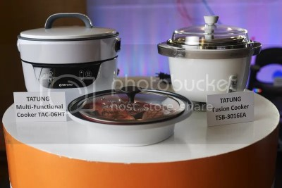 Taiwan Excellence Tatung Multi-functional and Fusion Cookers
