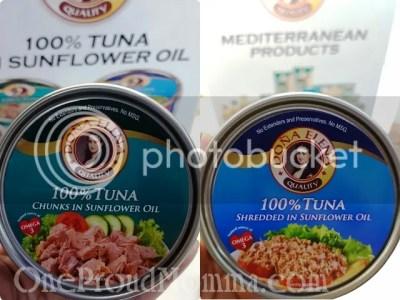 Doña Elena: New 100% Tuna in Sunflower Oil