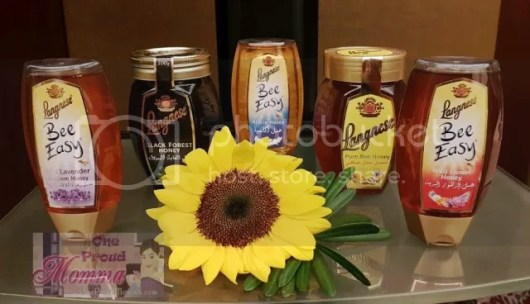 Langnese Honey Now in the Philippines
