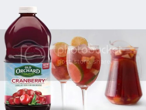 Old Orchard Cranberry Non-Alcoholic Sangria
