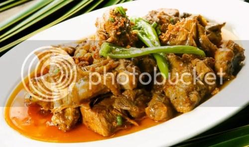 Island Cove Hotel and Leisure Park Presents Taste Cavite Food Tour #TasteCavite Adobong Imus