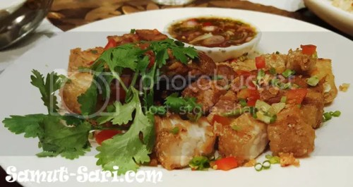 Just-Thai-Moo-Grob Crunchy Pork Belly