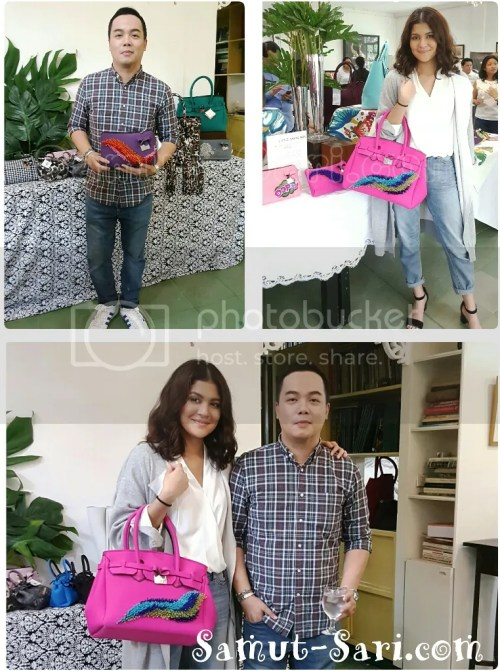 Save My Bag Collection Featuring Ken Samudio