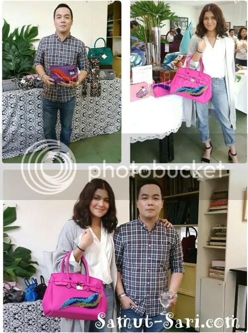 Save My Bag Collection Featuring Ken Samudio