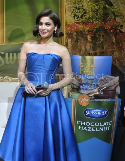 Swiss Miss New Global Endorser Anne Curtis