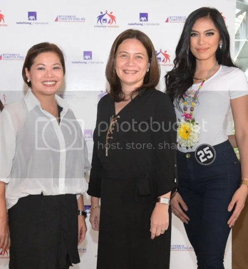 AXA Philippines Welcomes Bb Pilipinas 2017 candidates