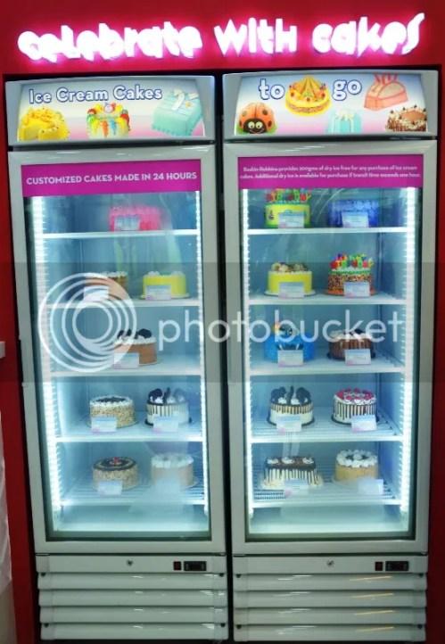 Baskin-Robbins Ice Cream Cakes