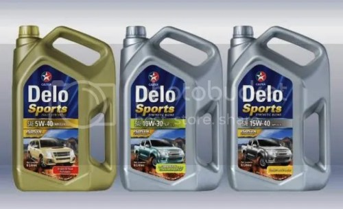 Caltex introduces new DELO Sports with Isosyn