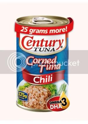Century Chili Corned Tuna: Bigger & Hotter with Luis Manzano