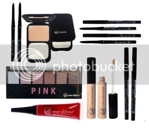 Ever Bilena P60000 worth of cosmetics and prizes await winners