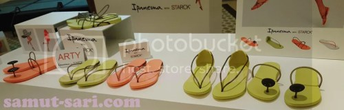 Ipanema-with-Starck-Arty-Collection