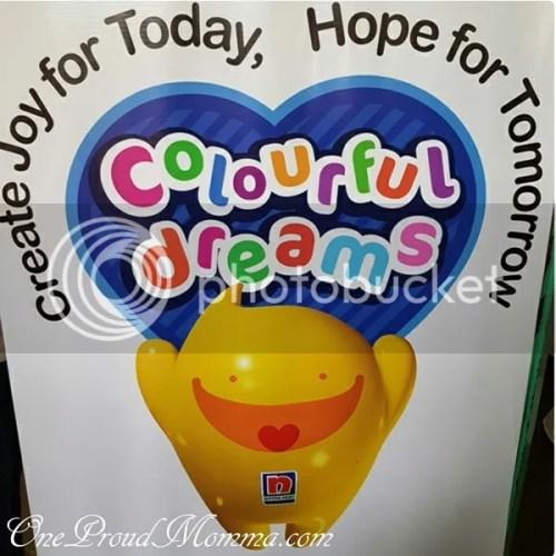 Nippon Paint Colourful Dreams CSR Programme