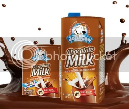 Jolly Cow Chocolate Milk Drink