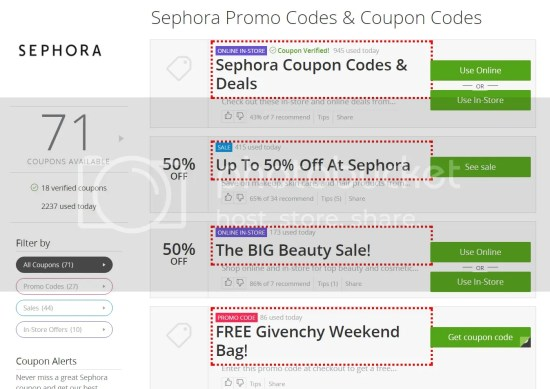 Sephora Groupon Coupons
