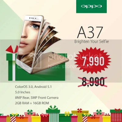 OPPO A37 Price Drop
