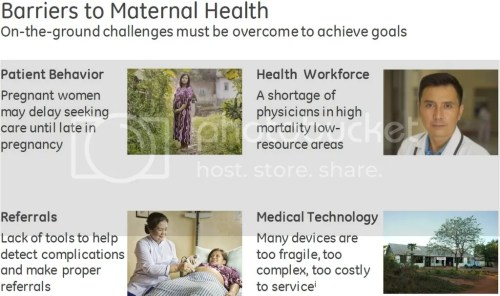 GE Vscan Access Maternal Health