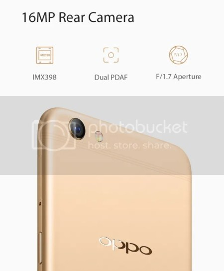 OPPO F3 Plus 'Groufie' Expert Rear Cam