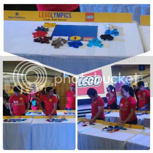 Legolympics Adults Category